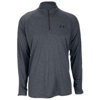 Under Armour Lightweight Tech 1/4 Zip - Men's - Grey / Grey