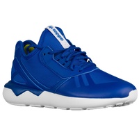 adidas Originals Tubular Runner - Boys' Grade School - Blue / White