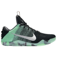 Nike Kobe 11 Elite Low - Men's -  Kobe Bryant - Light Green / Black