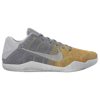 Nike Kobe 11 Elite Low - Men's -  Kobe Bryant - Grey / Yellow