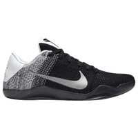Nike Kobe 11 Elite Low - Men's -  Kobe Bryant - Black / White