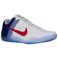 Nike Kobe 11 Elite Low - Men's -  Kobe Bryant - USA - White / Red