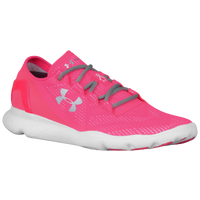 Under Armour Speedform Apollo Vent - Women's - Pink / White