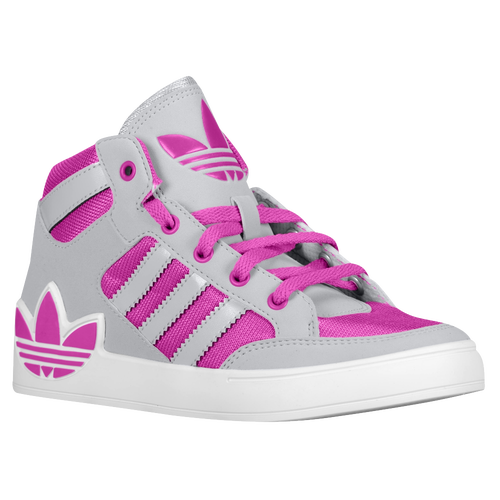 adidas originals hard court hi girls grade school
