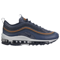 Nike Air Max '97 - Boys' Grade School - Navy / Navy