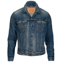 Levi's Trucker Denim Jacket - Men's - Navy / Navy