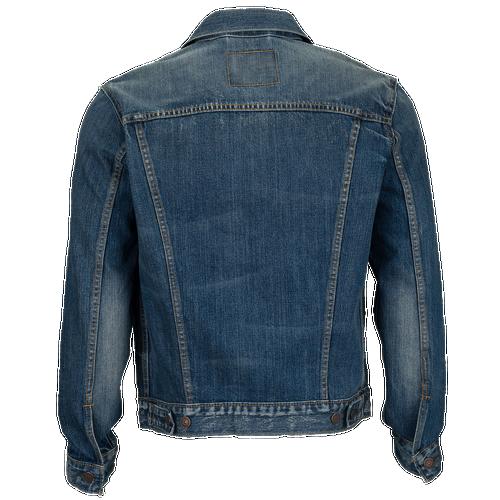 Levi's Trucker Denim Jacket - Men's - Casual - Clothing ...