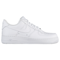 Nike Air Force 1 07 LE Low - Women's - All White / White