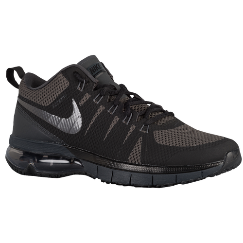 Nike Air Max 180 Black Silver Mens Running Trainers Shoes