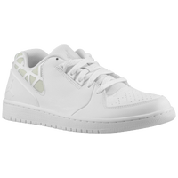Jordan 1 Flight 3 Low - Men's - All White / White