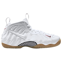 Nike Air Foamposite Pro - Men's - White / Black