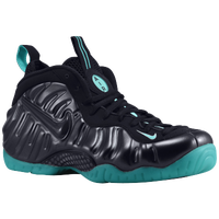 Nike Air Foamposite Pro - Men's - Navy / Aqua