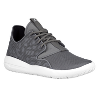 Jordan Eclipse - Boys' Grade School - Grey / White