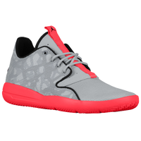 Jordan Eclipse - Boys' Grade School - Grey / Red