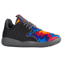 Jordan Eclipse - Boys' Grade School - Black / Red