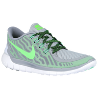 Nike Free 5.0 2015 - Women's - Grey / Light Green
