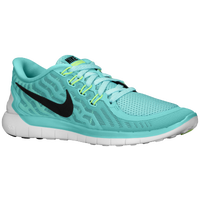 Nike Free 5.0 2015 - Women's - Aqua / Light Green