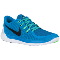 Nike Free 5.0 2015 - Women's - Light Blue / Light Green