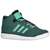 adidas Originals Veritas Mid - Men's - Light Green / White