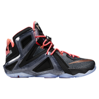 Nike LeBron 12 Elite - Men's -  Lebron James - Black / White