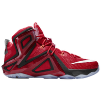 Nike LeBron 12 Elite - Men's -  Lebron James - Red / Black