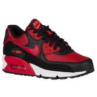 Nike Air Max 90 - Boys' Preschool - Red / Black