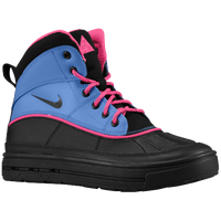 Nike ACG Woodside II - Girls' Grade School - Black / Light Blue