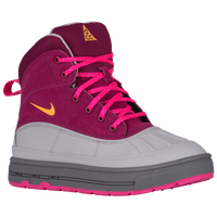 Nike ACG Woodside II - Girls' Grade School - Maroon / Gold