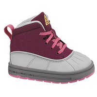 Nike ACG Woodside II - Girls' Toddler - Maroon / Orange