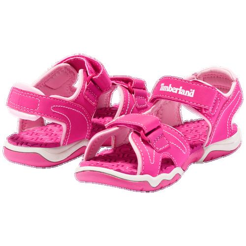 Timberland Adventure Seeker - Girls' Toddler - Pink / White