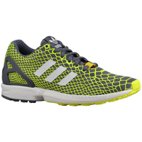 adidas Originals ZX Flux - Men's - Yellow / White