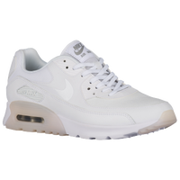 Nike Air Max 90 Ultra - Women's - White / Grey