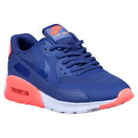 Nike Air Max 90 Ultra - Women's - Blue / Red