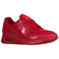 Nike Air Max 90 Ultra - Women's - Red / Red