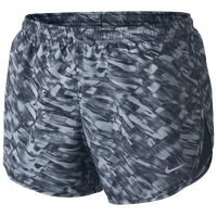 "Nike Dri-FIT 3.5"" Modern Tempo Shorts - Women's - Grey / Silver"