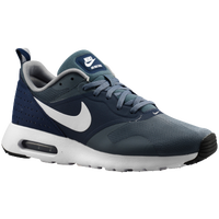Nike Air Max Tavas - Men's - Grey / Navy