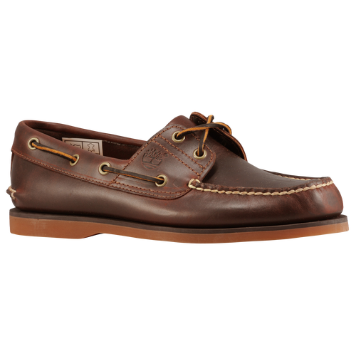 Timberland Classic 2 Eye Boat Shoes Mens Casual