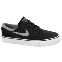 Nike SB Stefan Janoski - Boys' Grade School - Black / Grey