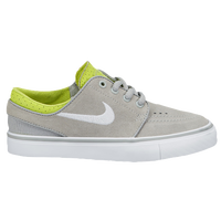 Nike SB Stefan Janoski - Boys' Preschool - Grey / Light Green