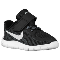 Nike Free 5.0 2015 - Boys' Toddler - Black / Grey