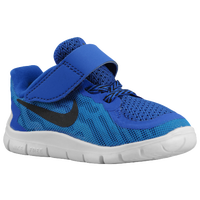 Nike Free 5.0 2015 - Boys' Toddler - Blue / Black