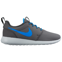 Nike Roshe One - Men's - Grey / Light Blue