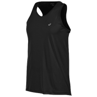 ASICS� Feather Lyte Singlet - Men's - Black / Black