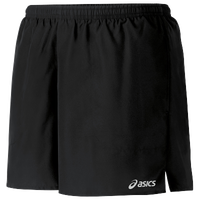 "ASICS� 5"" Core Pocketed Shorts - Women's - All Black / Black"