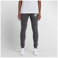 Nike Gym Vintage Pant - Women's - Grey / Off-White