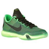 Nike Kobe X Elite - Boys' Grade School -  Kobe Bryant - Green / Black