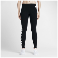Nike Leg-A-See JDI Leggings - Women's - All Black / Black