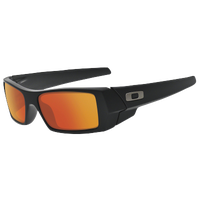 Oakley Gascan Sunglasses - Men's - Black / Orange