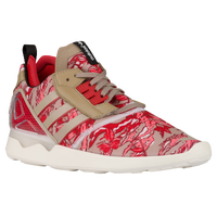 adidas Originals ZX 8000 Boost - Men's - Tan / Red