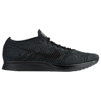 reputable site a4175 2ad1f Nike Flyknit Racer - Men s - All Black   Black